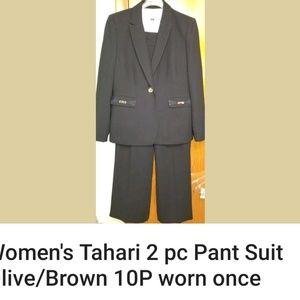 Women's 2pc pant suit